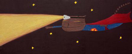 진정한 영웅 40-100 oil on canvas 2010-